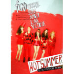 f(x) – Hot Summer – The 1st Album Repackage