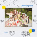 TWICE – twicetagram (The 1st Album)