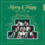 TWICE – Merry & Happy (The 1st Album Repackage)